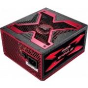 Fuente de Poder Aerocool Strike-X 500W 80 PLUS Bronze, ATX, 139mm, 500W, Negro/Rojo