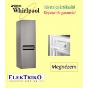 Whirlpool BLF 8122 OX kombinált hűtőszekrény , A++, Less Frost