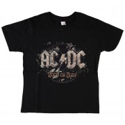 tricou stil metal copii AC-DC - Rock Or Bust - LOW FREQUENCY - ACKD05003