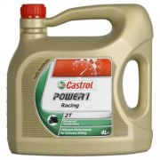 Castrol POWER 1 Racing 2T 4 Litres Jerrycans
