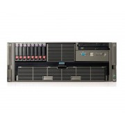 HP Proliant DL585 G2 4x AMD Opteron 2.6 GHz. · 48 Gb. DDR2 ECC RAM · 32 bahías (8 vacías ) · 2x 146 Gb. SAS 2.5'' 10000rpm · 8