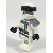 njo410 Minifigurina LEGO Ninjago-Sons of Garmadon-Zane njo410