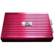 SoundBoss SBA-03 DUAL COIL AMP Multi Class AB Car Amplifier