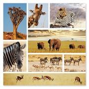 Melissa & Doug 1,000-Piece Safari Shapshots Jigsaw Puzzle (2 x 2 Feet)