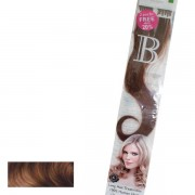 Balmain Fill-In Extensions Natural Straight 10 (level 6) Dark Blond
