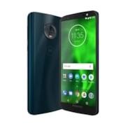 "Motorola Moto G⁶ Plus 64 GB Smartphone - Deep Indigo - 15 cm (5.9"") LCD Full HD Plus Touchscreen - 4 GB RAM - 4G - 12 Megapixel Rear/8 Megapixel Front - Android 8.0 Oreo - SIM-free"