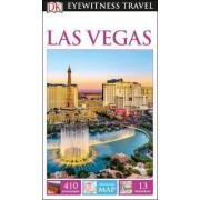 DK Eyewitness Travel Guide Las Vegas, Paperback