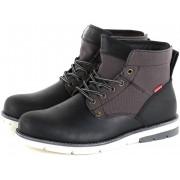 Levi's Jax Boots Schwarz - Schwarz 41