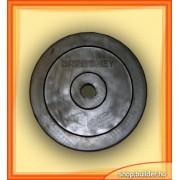 Rubber plate 1,25 kg (1,25 kg)
