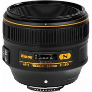 Objektiv za digitalne foto-aparate Nikon AF-S 58mm f/1.4G