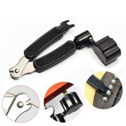 3 in 1 Peg String Winder Cutter Tool String Pin Puller for Guitar Bass