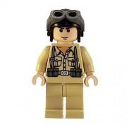 German Soldier 1 - LEGO Indiana Jones Figure