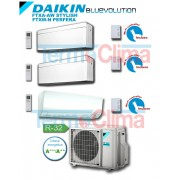 Daikin Climatizzatore Condizionatore Trial Split Trialsplit 3mxm52n Parete Inver
