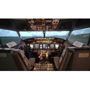 ActievandeDag.be Vliegen in een Boeing simulator