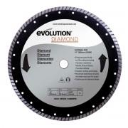 Disc pentru fierastrau circular taiere marmura piatra Evolution EVORAGEBLADE355D O355x25.4 mm