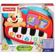 F-P Rie Y Aprende Perrito Piano De Aprendizaje