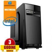 Altos Genesis II, Intel Core i3-8100/8GB/HDD 1TB/HD Grafika/DVD