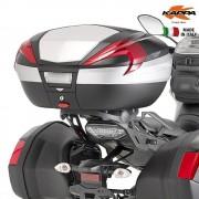 Kappa Attacco Posteriore Specifico Per Bauletto Monokey O Monolock Kappa Kr2122 Yamaha Mt-09 850 Tracer Dal 2015 Al 2017
