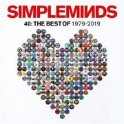 Video Delta SIMPLE MINDS - 40: THE BEST OF 1979-2019 - Vinile