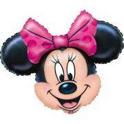 Minnie, fólia lufi, nagy, csomagolt