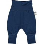 Snoozebaby! Jongens Lange Broek - Maat 50 - Blauw - Katoen/polyester
