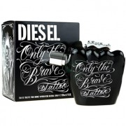Diesel Only The Brave Tattoo Eau de Toilette para homens 200 ml