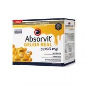 Absorvit Geleia Real 20 Ampolas