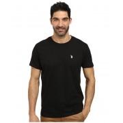 US Polo Assn Crew Neck Small Pony T-Shirt Black