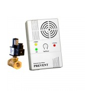 Detector de gaz metan Prevent 1279 cu electrovalva de 3/4