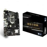 Placa de baza Biostar H310MHP Intel LGA1151 mATX