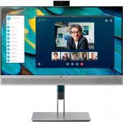 "HP EliteDisplay E243m 23.8"" Full HD LED Black, Silver computer monitor"
