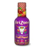 ARIZONA Fruit Punch Bevanda Naturale A Base Di Succhi Di Frutta Mista 500Ml