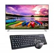 """PANTALLA SMAR TV VIZIO E65-E1 65"""" 4k + TECLADO INALAMBRICO DE REGALO"""
