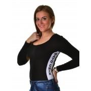 Mayo Chix női body NESS m2018-2Ness1010/fekete,feher