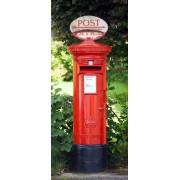 W + G Deurposter Postbox