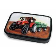 Školní penál 2-patra Traktor