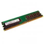 Ram Barrette Mémoire SAMSUNG 512Mo DDR2 PC2-3200 M378T6553CZ3-CCC 1Rx8 Pc Bureau