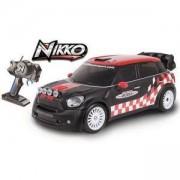 Количка с дистанционно управление - Mini Countryman WRC, Nikko, 063104
