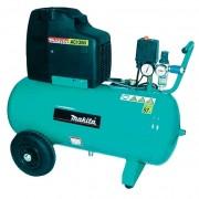 Compresor fara ulei Makita AC1350, 1500 W, 50 L, 10 bari