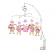 Carusel musical roz Fehn