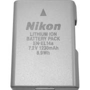 Rechargeable Lithium-Ion Battery for Nikon EN-EL14a