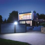 Kültéri LED reflektor alumínium világítás 50 W hideg fehér