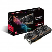 ASUS ROG STRIX Radeon Rx 480 8GB OC Edition DP 1.4 HDMI 2.0 AMD Polaris Graphics Cards STRIX-RX480-O8G-GAMING