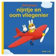 Lobbes nijntje en oom vliegenier, Boek met CD, Dick Bruna