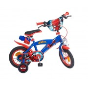 Bicicleta copii Toimsa 12 fast Spiderman