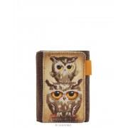 Book Owls Vászon és Gyapjú Pénztárca - 637EC01