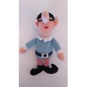 "Rudolph Island Of Misfit Toys 10"" Plush Tall Elf Cvs Bean Bag From 1998"