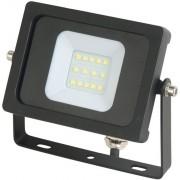 Slim smd led reflektor 10W, IP65, 820 Lumen, 120°, 3000 Kelvin, meleg fehér. Life Light Led