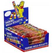 Haribo mega roulette rol snoepjes 40 x 45 gram