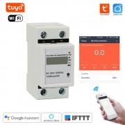 Tuya Smart Wifi merač spotreby elektrickej energie Elektromer